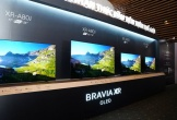 Sony ra mắt loạt TV BRAVIA XR tại Việt Nam