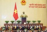 Danh sách 28 thành viên Chính phủ sau kiện toàn