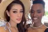 Khánh Vân bất ngờ được dự đoán đăng quang Miss Universe 2021