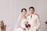 Chiến sĩ công an 2 lần hoãn cưới để chống dịch COVID-19