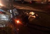 Tai nạn giao thông nghiêm trọng khiến 2 người tử vong