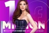 Hoa hậu Khánh Vân khiến 'đối thủ' nước bạn phải trầm trồ vì điều này