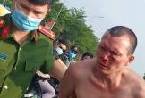 Hung thủ đâm tài xế taxi, cướp tài sản ở Hà Nội từng là sỹ quan biên phòng