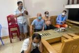 Bắt giữ 9 người tụ tập đánh bạc bất chấp dịch Covid-19