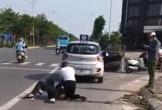 Bộ Công an lên tiếng về mức kỷ luật đại úy công an đứng nhìn tài xế taxi bắt cướp