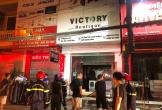 Dập tắt đám cháy lớn ở căn nhà 3 tầng