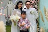 Bà Phương Hằng bất ngờ chia sẻ hình ảnh lễ đính hôn của con trai, nhan sắc 'con dâu hào môn' gây chú ý