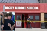 Nữ sinh lớp 6 xả súng tại trường học