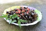 Về Trà Bồng nhớ ăn ốc đá