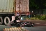 Hai vụ tông đuôi xe container trong đêm, hai người tử vong tại chỗ