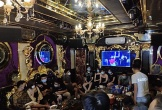 20 nam, nữ tụ tập uống bia tại quán karaoke Z76