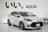 Toyota Aqua 2021 ra mắt, giá từ 415 triệu đồng