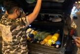 Đà Nẵng: Tạm giữ 'thiếu gia' đi ô tô Peugeot tiền tỉ bán khí cười