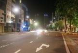 Đường phố Đà Nẵng vắng lặng sau chỉ thị giãn cách mới