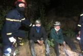 Cảnh sát PCCC Đà Nẵng: Giải cứu người bị mắc kẹt trên vách núi giữa đám cháy rừng