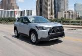 Toyota Corolla Cross chốt giá chính thức tại Mỹ
