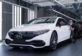 Mercedes-Benz dồn lực cho xe thuần điện