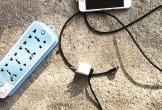 Sạc điện thoại, một nam sinh bị điện giật tử vong