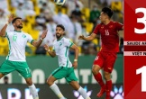 Highlights vòng loại World Cup 2022: Saudi Arabia 3-1 Việt Nam